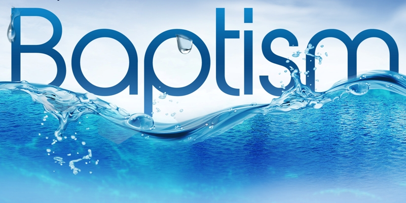 Baptism Nov.30, 2014 @ 6pm